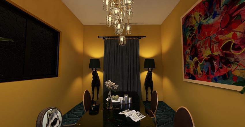 YUME Interior Design Render