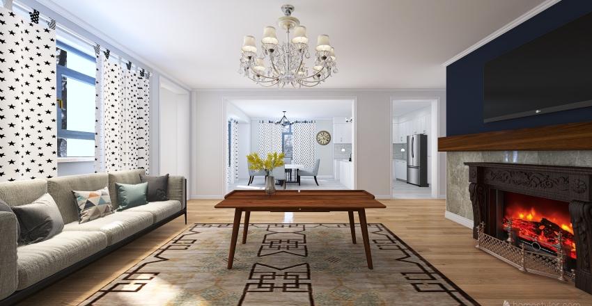 House 1431#  #eur#Design d'intérieur Interior Design Render