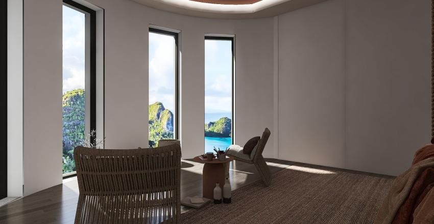 The Best View Interior Design Render