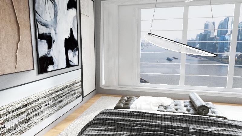 bauhaus collection Interior Design Render