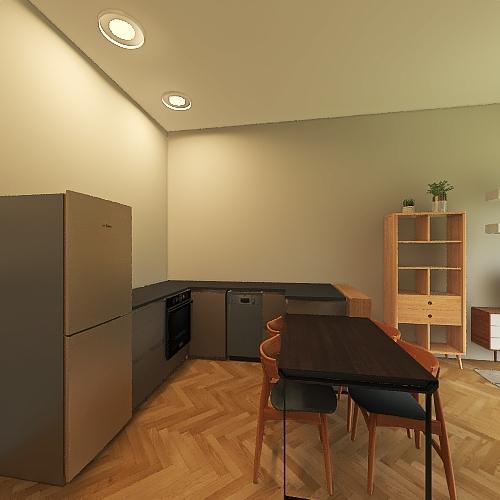moduo3 Interior Design Render