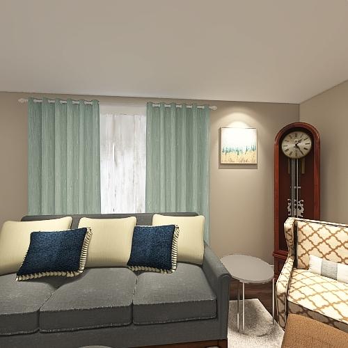 Hagen 2 Interior Design Render