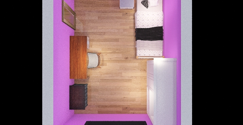Stanza Massola Interior Design Render