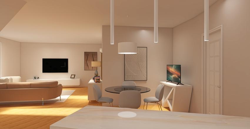 VIA BRONZETTI2 Interior Design Render