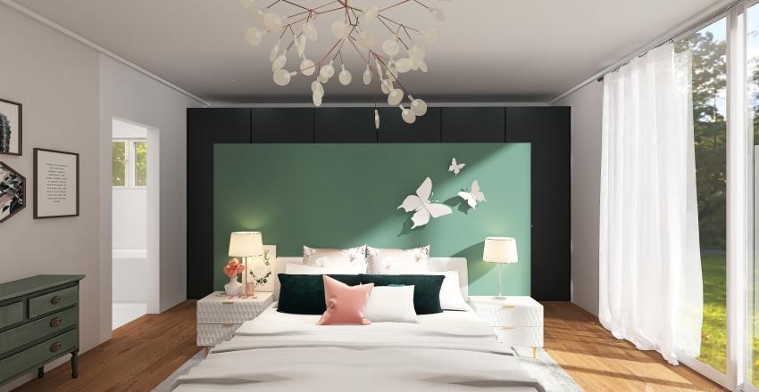 Dulce hogar Interior Design Render