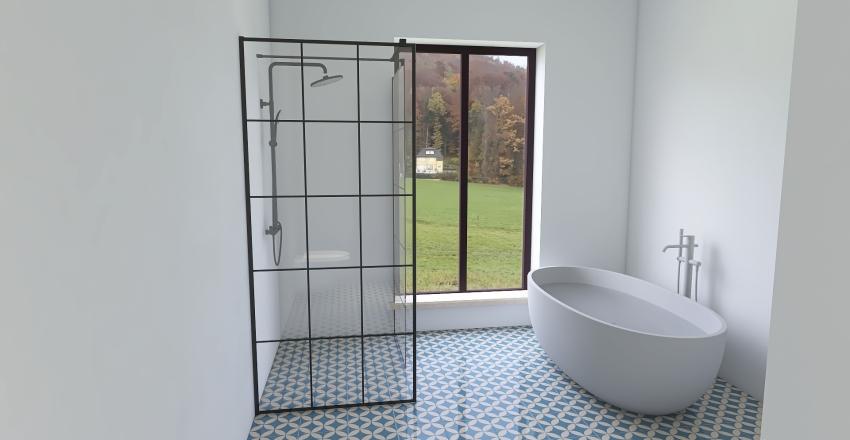 Parter - nowy dom Interior Design Render