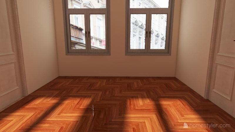 istan-splited Interior Design Render