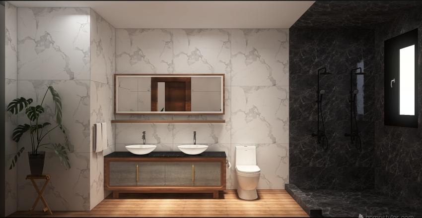 Casa real Interior Design Render