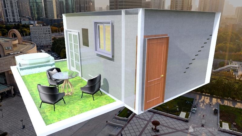 My Tiny Home Interior Design Render