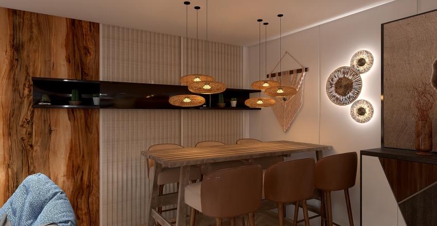 Copy of SALON 3 Interior Design Render