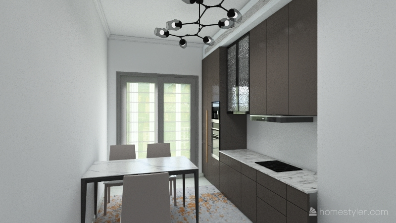 4545 Interior Design Render