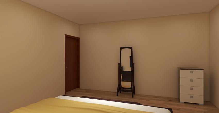 MJS Redesign - Guest Bedroom Interior Design Render