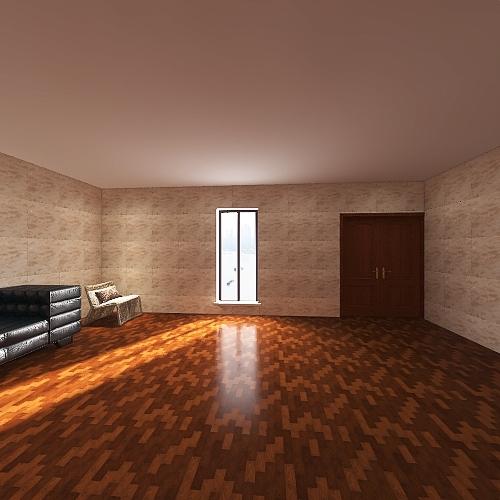 Great house Interior Design Render