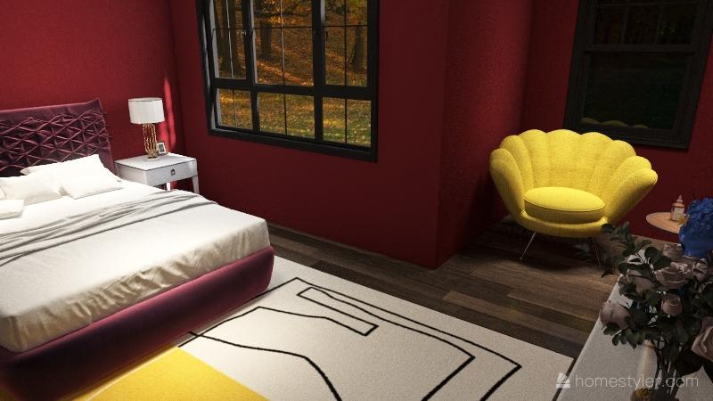1462 House Interior Design Render