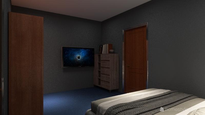 CJ new Interior Design Render
