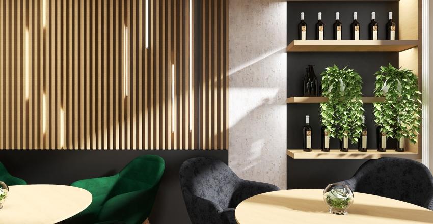 Picadilly Interior Design Render