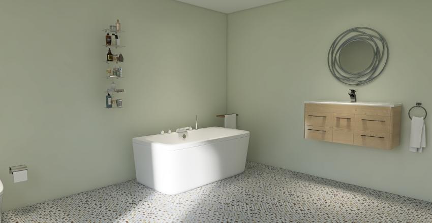 Residence Interior Design Render