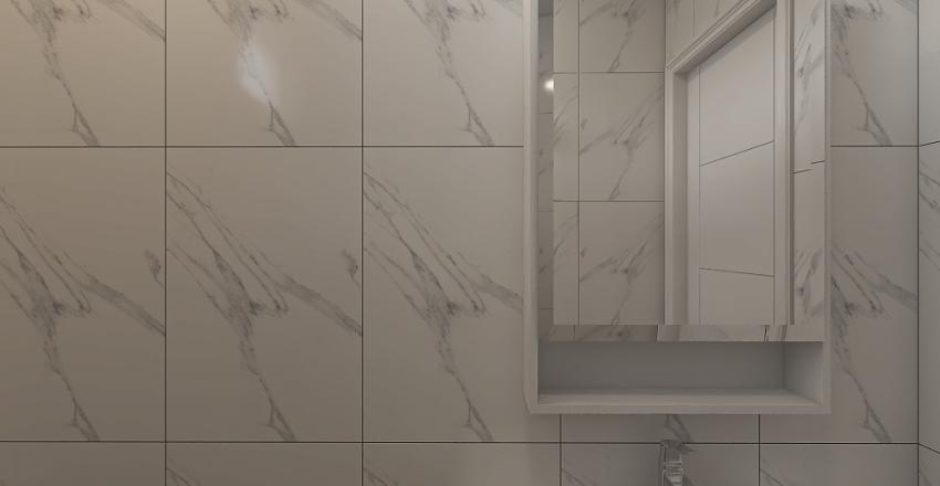 Bilbao 2 rooms apartment integral reform Interior Design Render