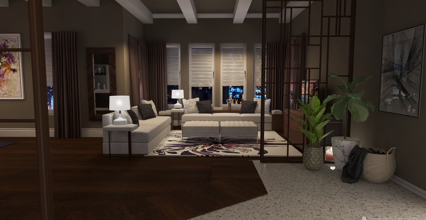 Design Interior Design Render