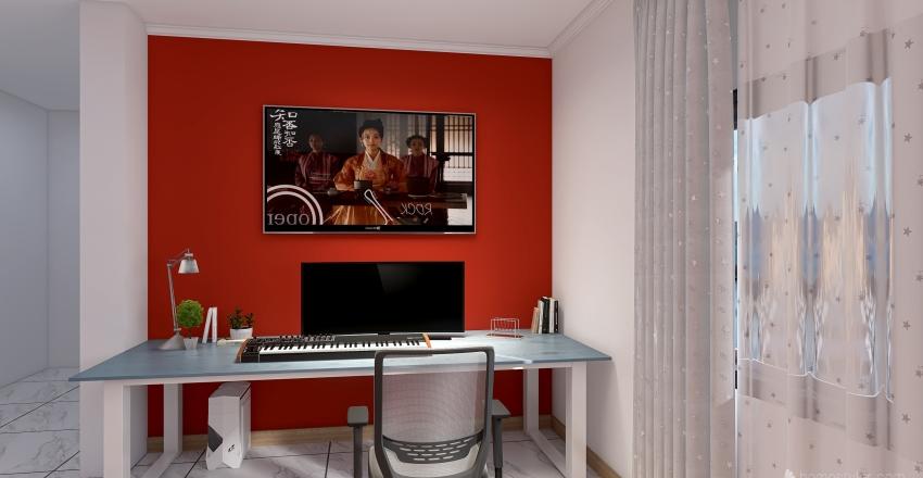 archi studio Interior Design Render