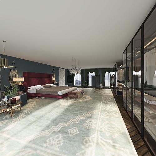 29 suite Interior Design Render