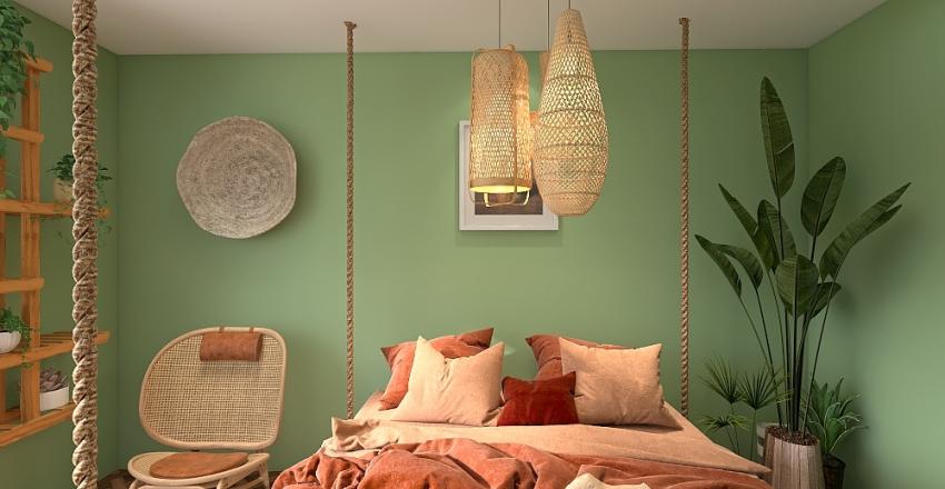 Room Redesign - Anaya Parikh Interior Design Render