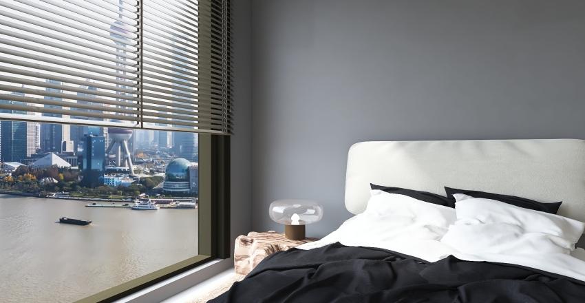 Sea apartment Interior Design Render