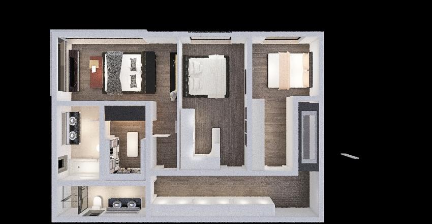 primeiracasa Interior Design Render