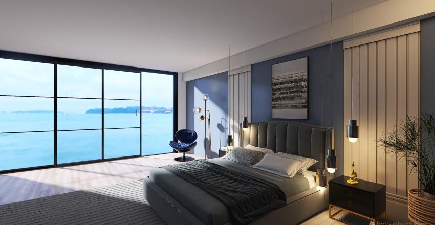 #staem3 Interior Design Render