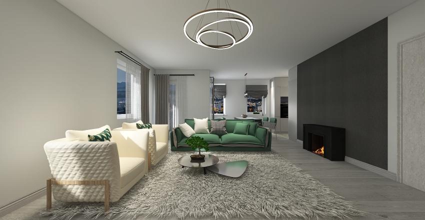 KR5szoba (Emi) Interior Design Render