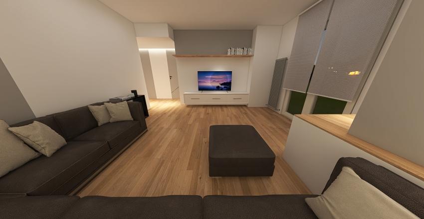 Versione 2 Interior Design Render