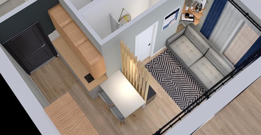 ORDONA 5A PLAN FINALNY Interior Design Render