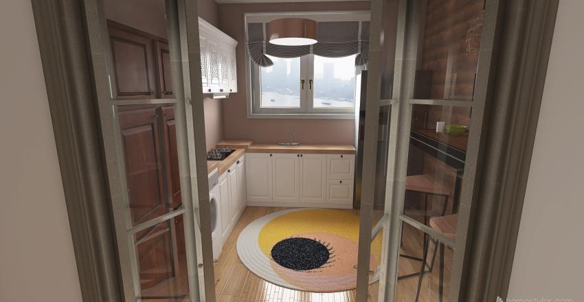 staem02 Interior Design Render