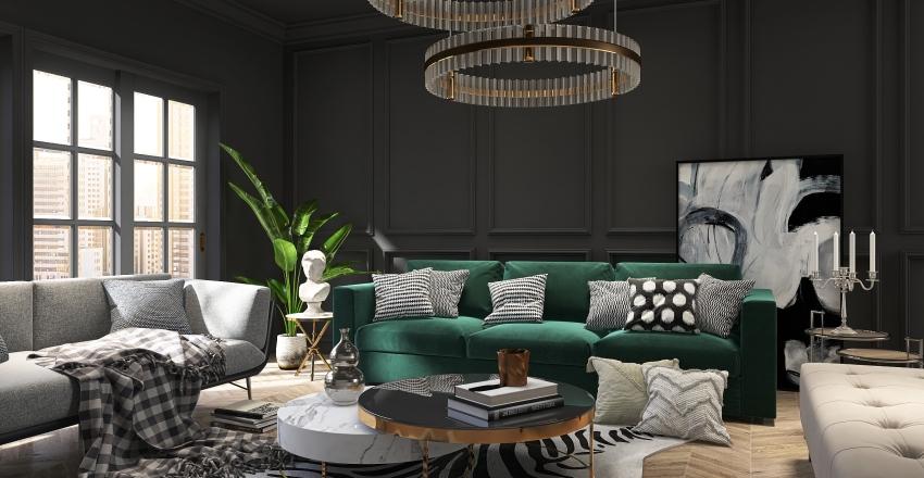 ROOM HES Interior Design Render
