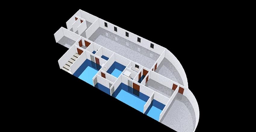 New QC Lab II Interior Design Render