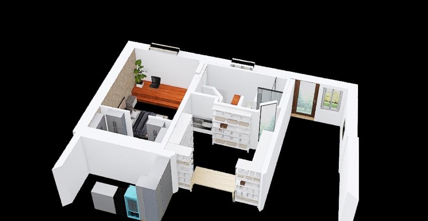 RDC v15-G Interior Design Render