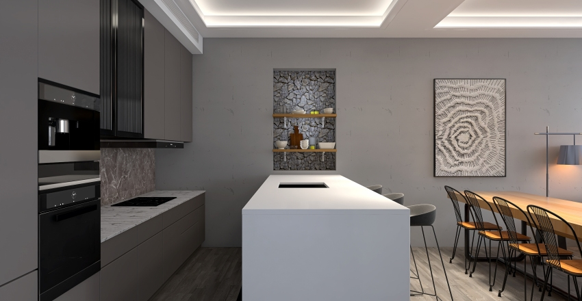 new project Interior Design Render