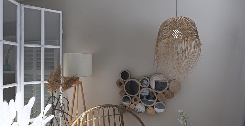 013 фотозона бохо, прованс Interior Design Render