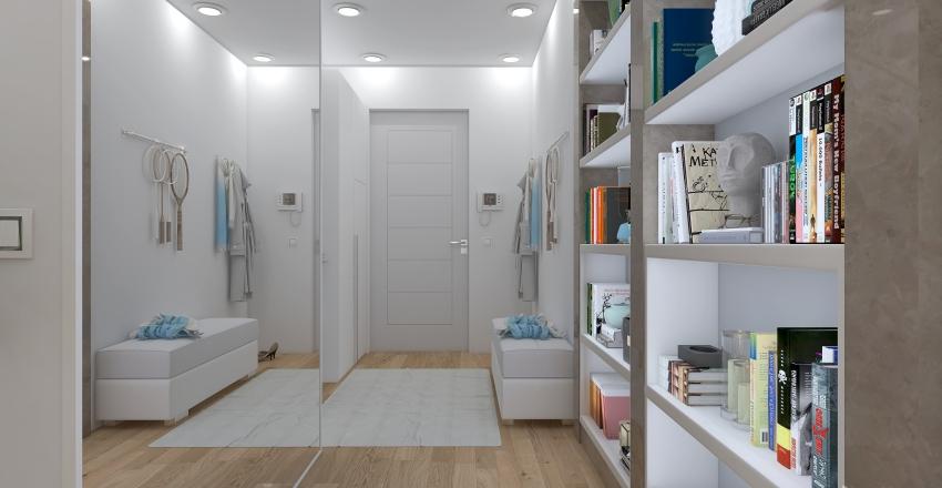 Casa Aurelia Interior Design Render