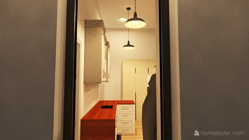 MertezesBuday Ver8 Interior Design Render
