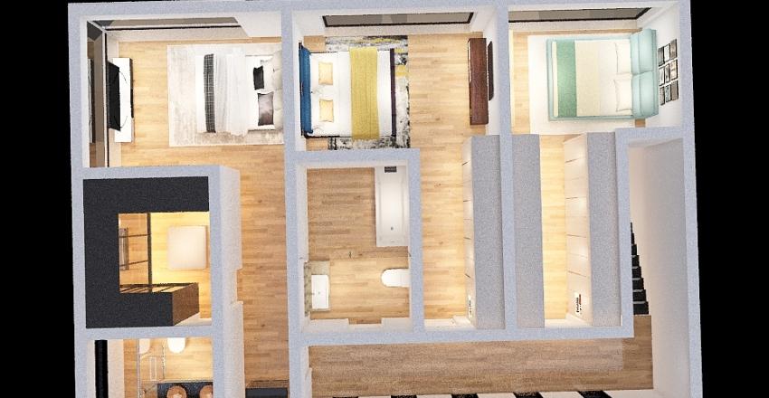 ideia Zé  Interior Design Render