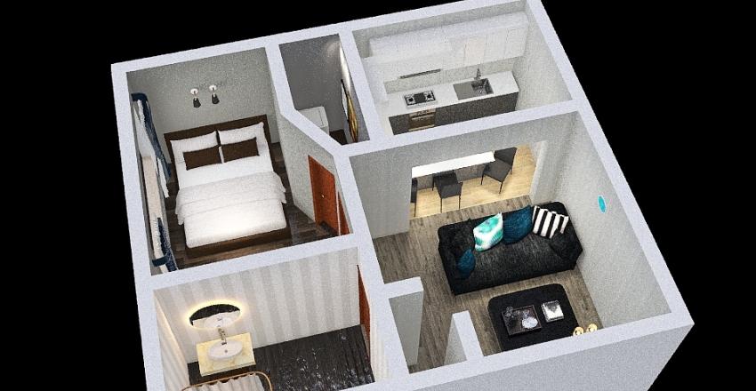 Condominium 2 Interior Design Render