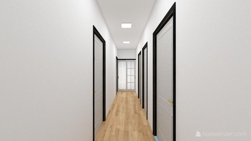 Axxam - Cuisine 3 Interior Design Render