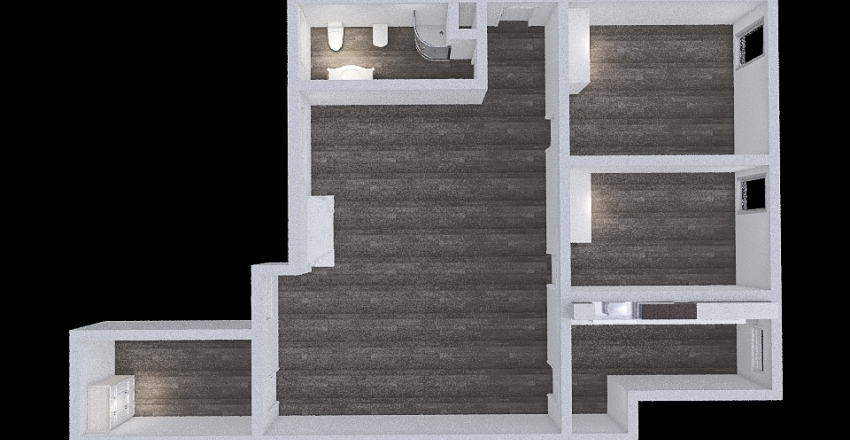 Copy of fnac Interior Design Render
