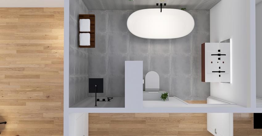 Final Full House Plaster Interior Design Render