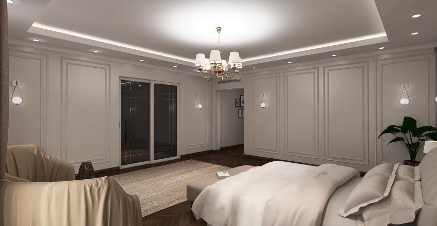 abha-bedroom-modifications Interior Design Render