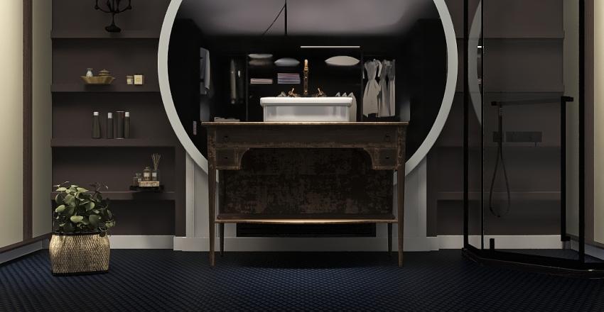 interior design - decor Interior Design Render