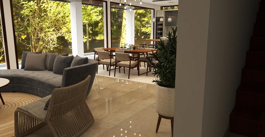 Copy of Casa en el campo Interior Design Render