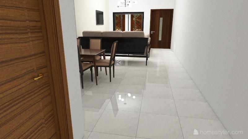 Copy of Copy of Copy of Família Santos - modelo 2 Interior Design Render
