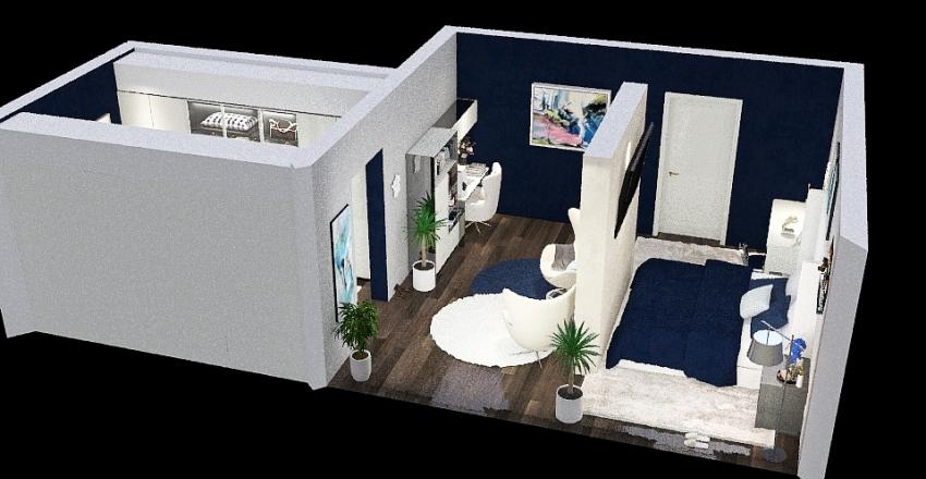 YLIKAA Interior Design Render